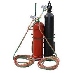 Cilindro de oxigênio e acetileno a venda