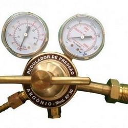 Regulador de pressão argônio