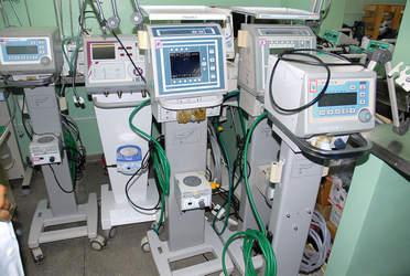 Controles remotos para camas hospitalares