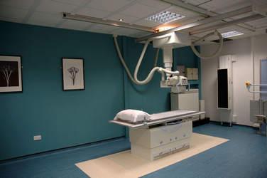 Digitalização de raio x