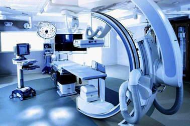 Manutenção de autoclave hospitalar